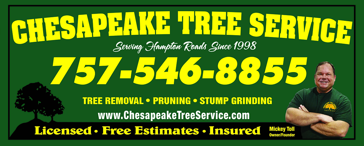 Chesapeake Tree Services - Mickey Toll